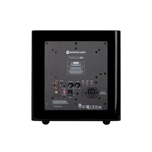 Monitor Audio Monitor Audio radius 380 subwoofer - zwart