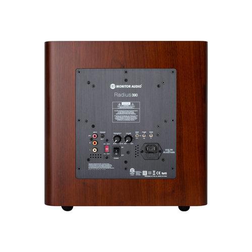 Monitor Audio Monitor Audio radius 390 subwoofer - walnoot