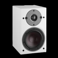 OBERON 1 C Boekenplank speaker - wit (per paar)