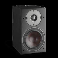 Oberon 1 C Boekenplank speaker - Zwart (per paar)