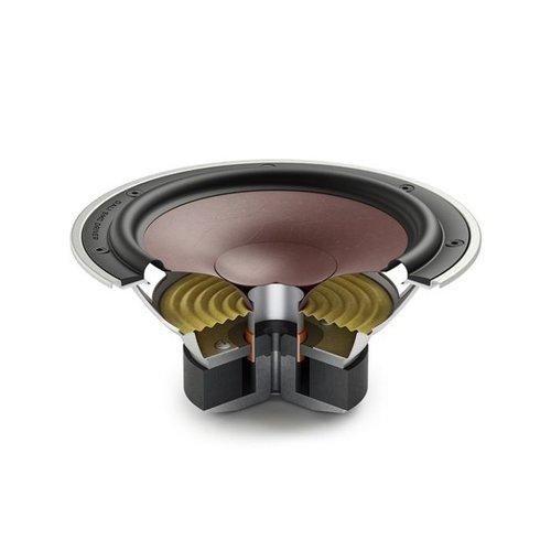 Dali  Dali Oberon 1 C Boekenplank speaker - walnoot (per paar)