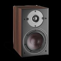 OBERON 1 C Boekenplank speaker - walnoot (per paar)