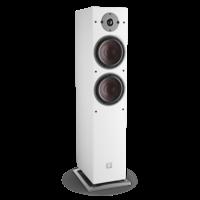 Oberon 7 C vloerstaande speaker - wit (per paar)