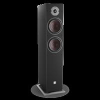Oberon 7 C vloerstaande speaker - Zwart (per paar)