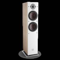 Oberon 7 C vloerstaande speaker - Eiken (per paar)