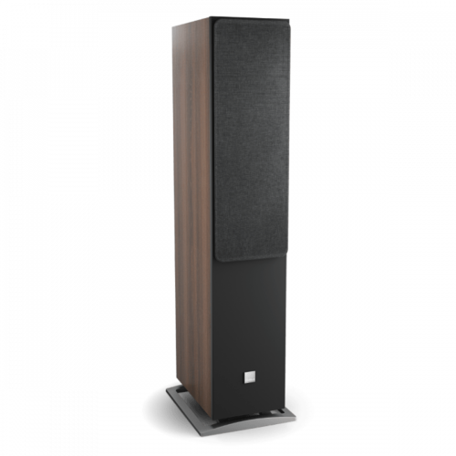 Dali  Dali Oberon 7 C vloerstaande speaker - Walnoot