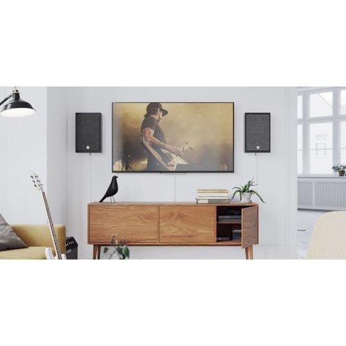 dali Dali Oberon On-Wall C speaker - Walnoot