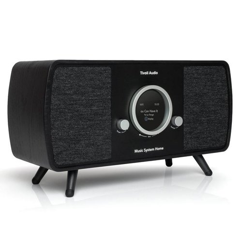 Tivoli Audio Tivoli Audio Music System Home Generatie 2 - zwart