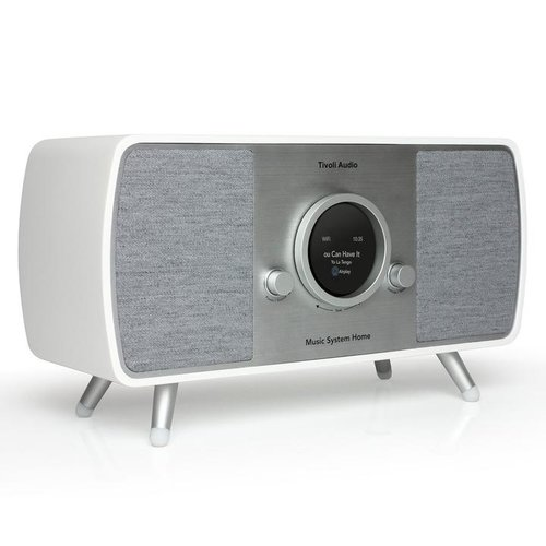 Tivoli Audio Tivoli Audio Music System Home Generatie 2 - Wit