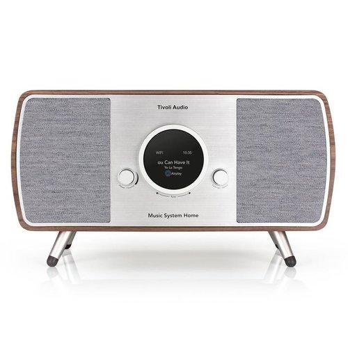 Tivoli Audio Tivoli Audio Music System Home Generatie 2 - Walnoot