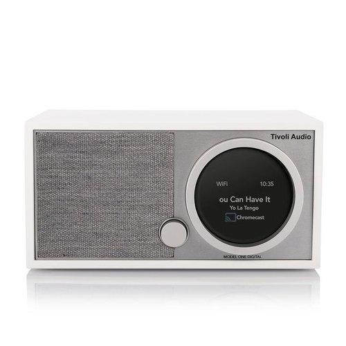 Tivoli Audio Tivoli Audio Model One Digital Generatie 2 Smart Radio - Wit