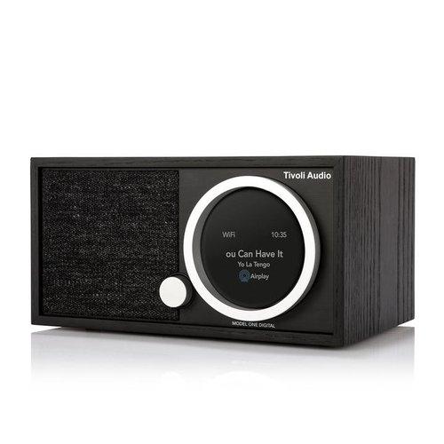Tivoli Audio Tivoli Audio Model One Digital Generatie 2 Smart Radio - Zwart
