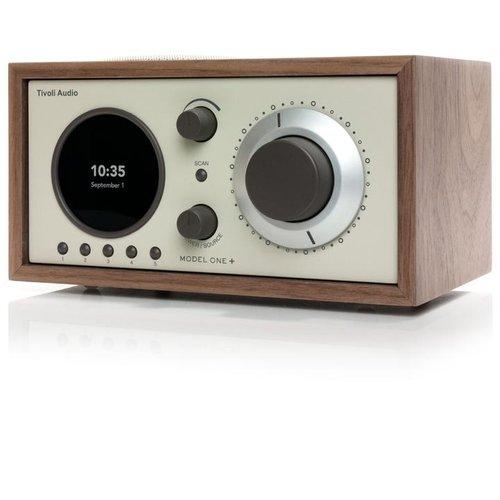 Tivoli Audio Tivoli Audio Model One+ AM/FM / AUX IN / DAB/DAB+ - Walnoot