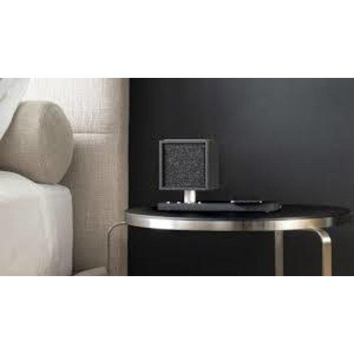 Tivoli Audio Tivoli Audio Revive AUX IN / BLUETOOTH / GELEIDE LAMP / LUIDSPREKER  / DRAADLOZE LADER - Zwart