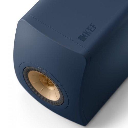 KEF KEF LS50 Meta Boekenplank speaker Royal Blue (per paar)