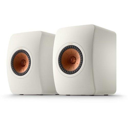 KEF KEF LS50 Meta Boekenplank speaker Mineral white (per paar)