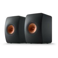 LS50 Meta Boekenplank speaker Carbon black (per paar)