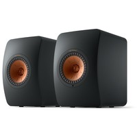 LS50 Wireless 2 Boekenplank speaker Carbon Black (per paar)