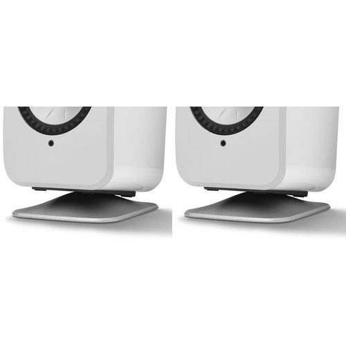 KEF KEF P1 Desk pad tafelstandaard - Zilver (per paar)