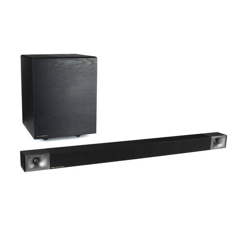 Klipsch  Klipsch Cinema 600 3.1 Soundbar + 10 INCH draadloze subwoofer