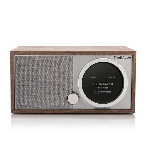 Tivoli Audio Tivoli Audio Model One Digital Generatie 2 Smart Radio - Walnoot