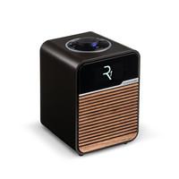 R1 MK4 Deluxe Radio met Dab+ en bluetooth - Espresso