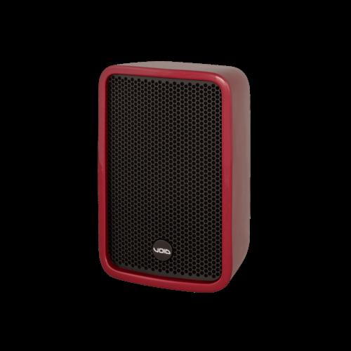 Void Void Cycloon 10 Speaker - Rood  (Per stuk) (Kleur op aanvraag)