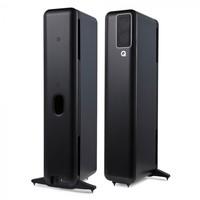Q 400 actieve vloerstaande speakers - zwart (per paar)