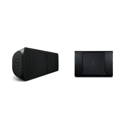 Bluesound Bluesound Pulse soundbar 2i en Pulse sub+ - Zwart