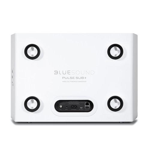 Bluesound Bluesound Pulse soundbar+ en Pulse sub+ - Wit
