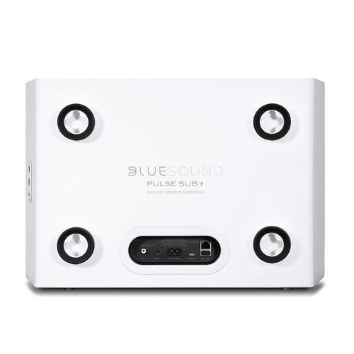Bluesound Bluesound Pulse soundbar 2i en Pulse sub+ - Wit