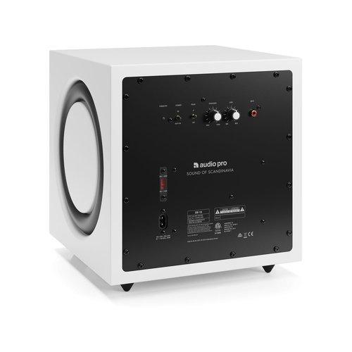 Audio Pro Audio pro SW-10 Subwoofer - Wit