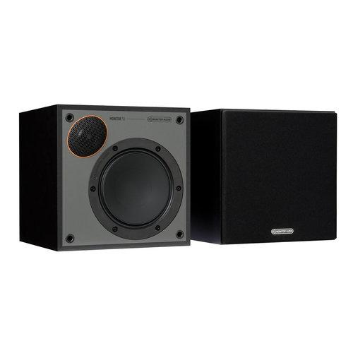 Monitor Audio Monitor Audio Monitor 50 boekenplank speakers - Zwart (per paar)