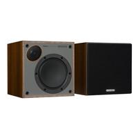 Monitor 50 boekenplank speakers - Walnoot (per paar)