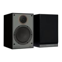 Monitor 100 boekenplank speakers - Zwart (per paar)