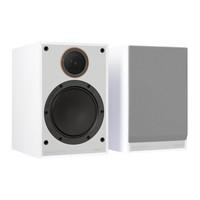 Monitor 100 boekenplank speakers - Wit  (per paar)