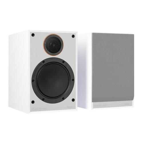 Monitor Audio Monitor Audio Monitor 100 boekenplank speakers - Wit  (per paar)