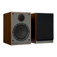 Monitor 100 boekenplank speakers - Walnoot  (per paar)
