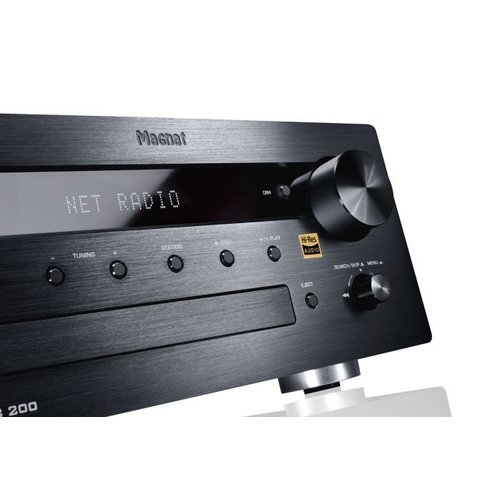 Magnat Magnat MC 200 receiver met DAB+, FM, internet radio en CD-speler