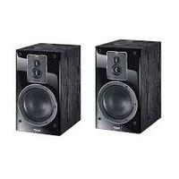 Signature 503 stereo boekenplank luidspreker - zwart (per paar)