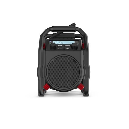 Perfectpro Perfectpro UBOX 400R PLUS batterijen - Bouwradio - Dab+ - Draadloze Speaker