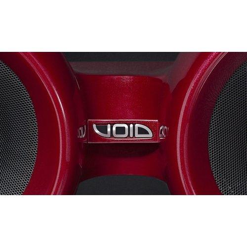 Void Acoustics Void Acoustics Airten V3 Speaker - rood (Per stuk) (Kleur op aanvraag)