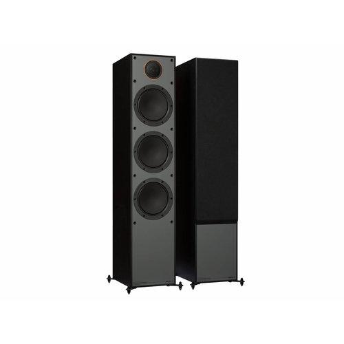 Monitor Audio Monitor Audio Monitor 300 vloerstaande speakers - Zwart (per paar)