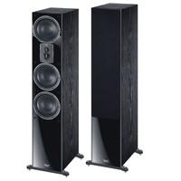 Signature 507 vloerstaande speaker - Zwart