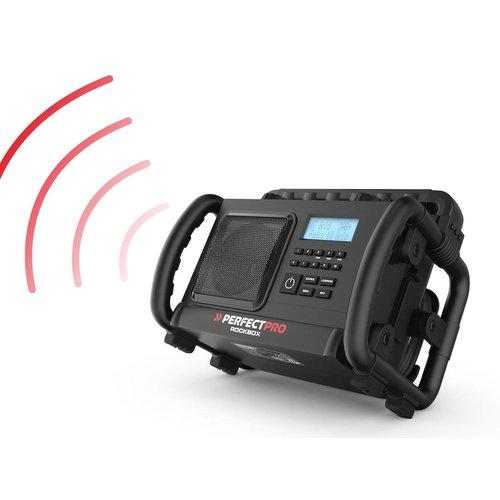 Perfectpro Perfectpro Rockbox 3 PLUS  oplaadbare batterijen - Draadloze bouwradio