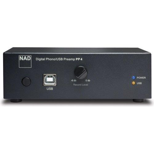 NAD NAD PP 4 Digital Phono en de USB-voorversterker