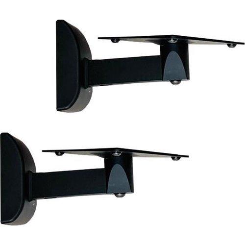 KEF  KEF Muurbeugel voor LS50 Meta en de KEF LS50 Wireless II Muurbeugel - Zwart