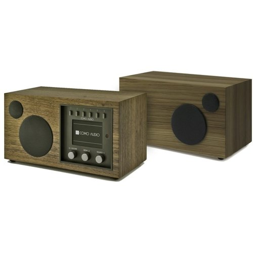 Como Audio Como Audio Ambiente luidpreker voor Solo - Walnoot