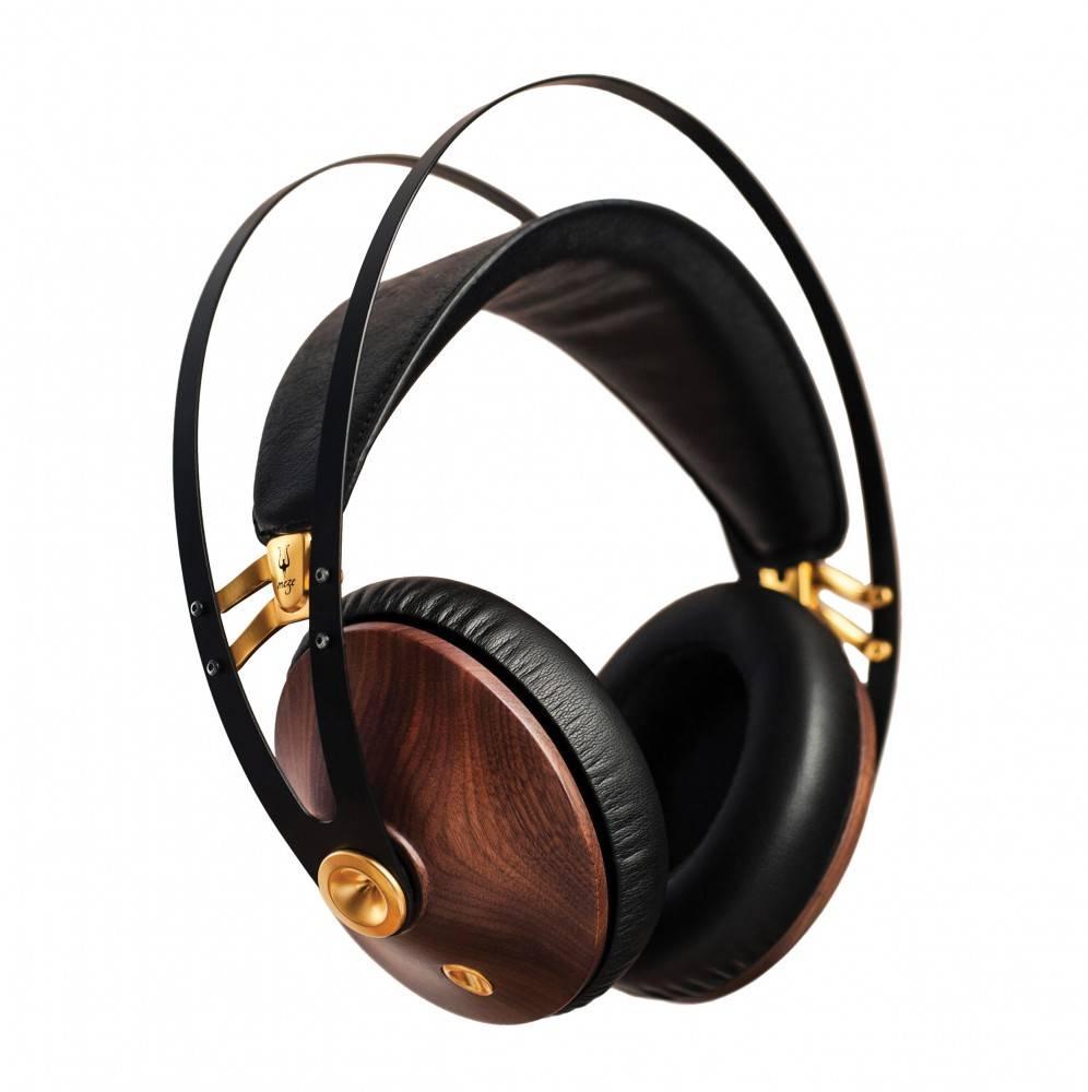 Meze Audio Meze 99 Classics - Koptelefoon - Goud/Walnot