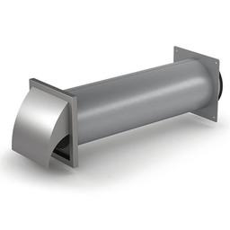 Afzuigkap Muurdoorvoer Klima Blow Compair Steel